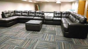 New couches!